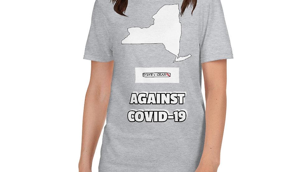 NY-C-19---Short-Sleeve Unisex T-Shirt