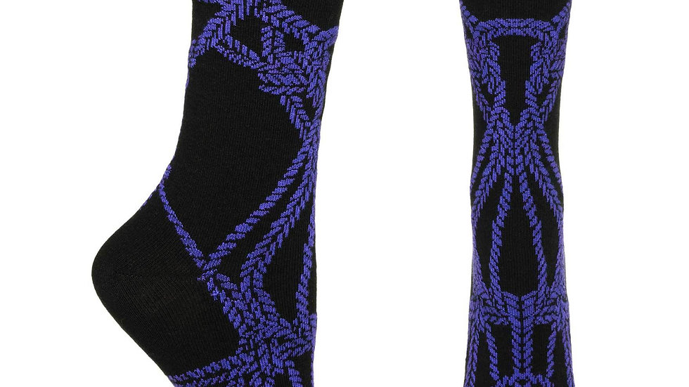 Shibari Seductress Sock