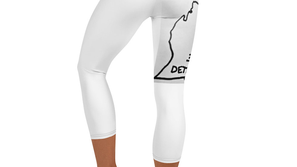 STaTE'z GEAR---Capri Leggings