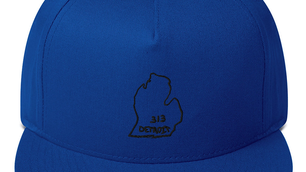 STatE'z GEAR Flat Bill Caps