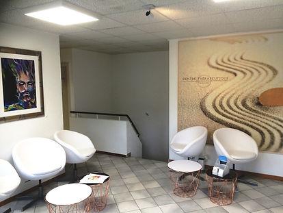 Centre Therapeutique de Savigny - Hall 1