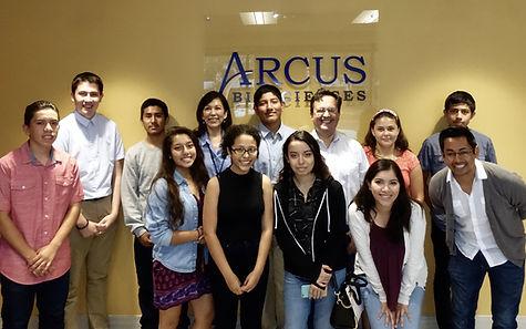 Scholars'16 visit to Arcus