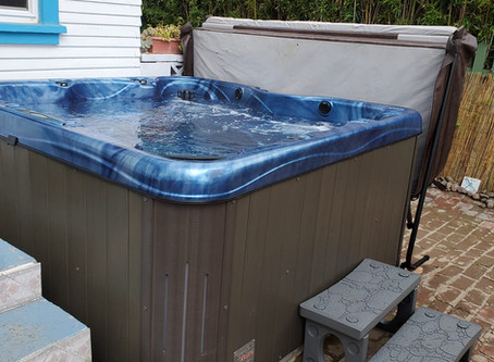 Just added a Jacuzzi