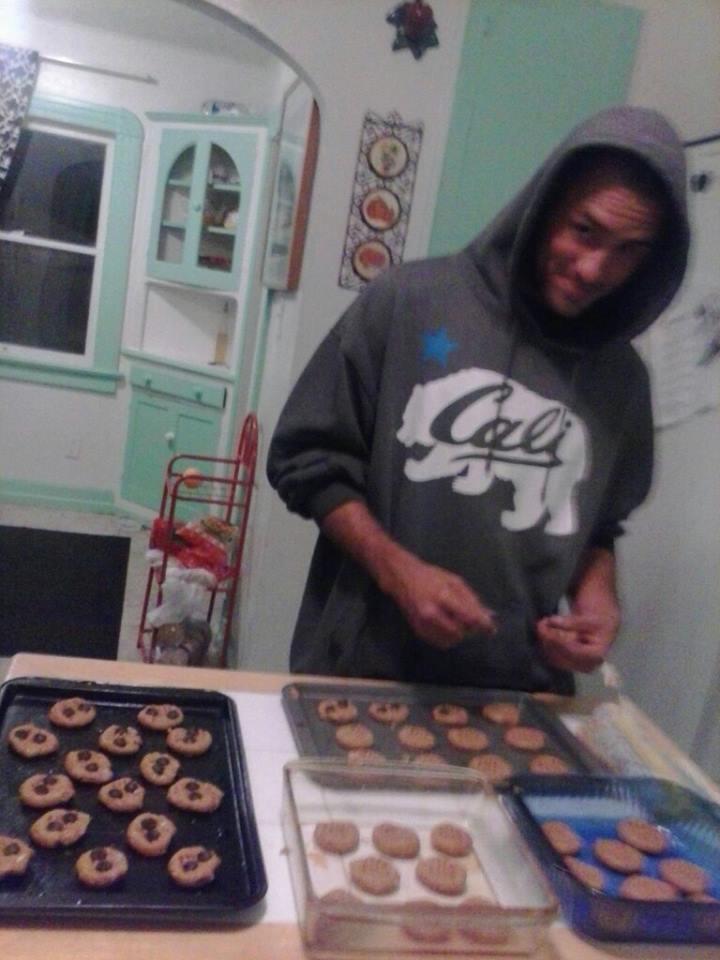 Sober Living in Riverside, kitchen