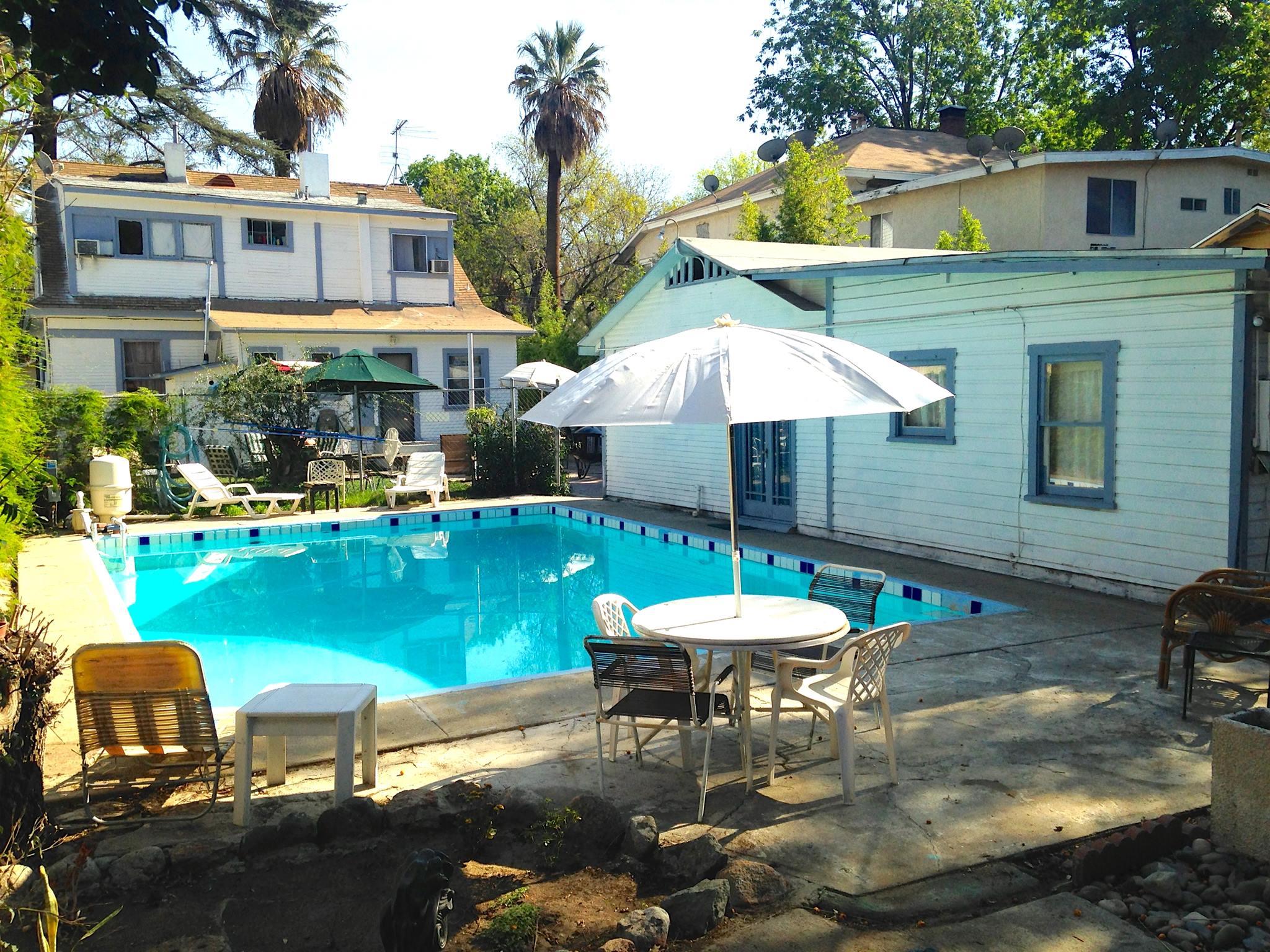Sober living house in Riverside, Cal