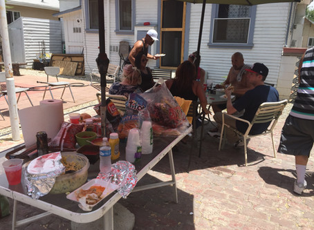 Memorial Day Barbecue!