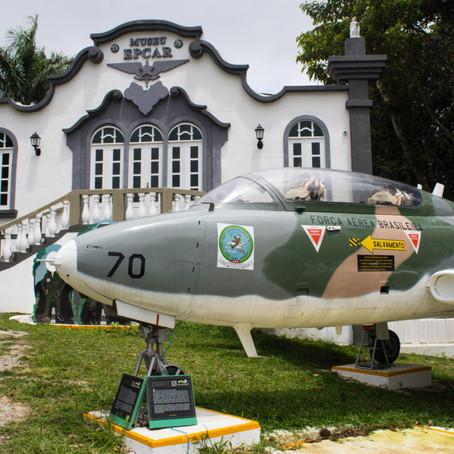 Atração Aeronáutica em      Guaramiranga - CE.