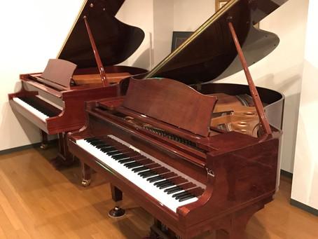 ディアパソン中古グランドピアノ170E入荷しました