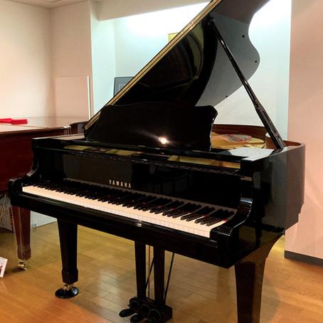 【入荷情報】ヤマハ中古グランドピアノC3が入荷しました