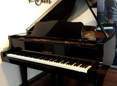 ヤマハ中古グランドピアノC5入荷しました