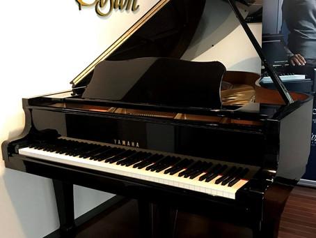 【入荷情報】ヤマハ中古グランドピアノC5が入荷しました。