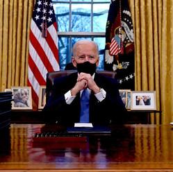 Breaking News: President Joe Biden Gets Inaugurated