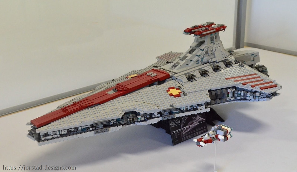 Instructions: UCS Venator-class Star Destroyer 1.0