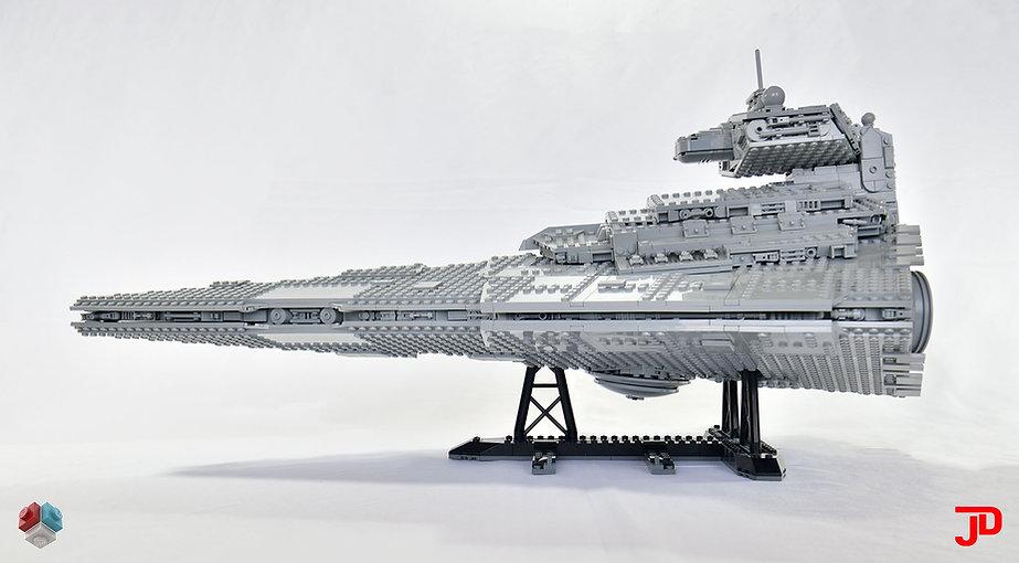 LEGO Star Wars Victory-class Star Destroyer UCS MOC