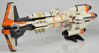 UCS Lego Star Wars Hammerhead Corvette (Rogue One)