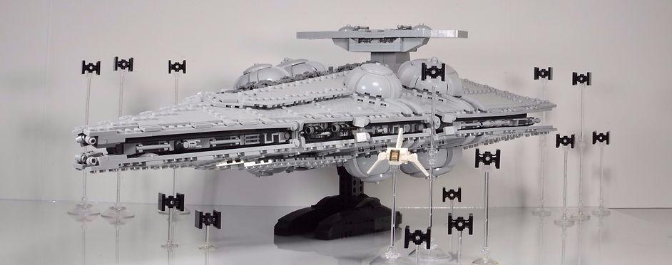 UCS Lego Star Wars Imperial Interdictor/Immobilizer
