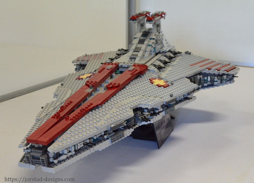 Instructions Ucs Venator Class Star Destroyer