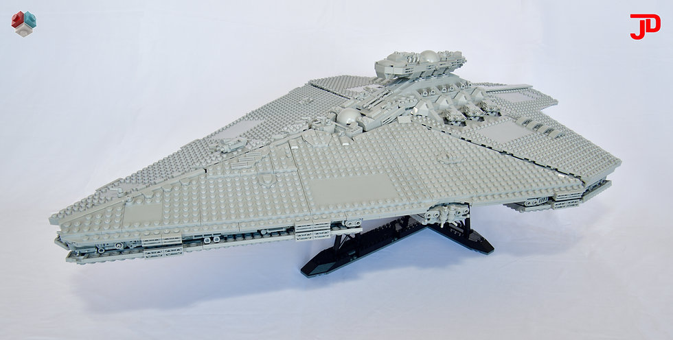 Instructions: Proclamator-class Star Destroyer