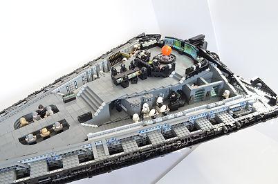 UCS Star Wars Lego Eclipse-Class Dreadnought