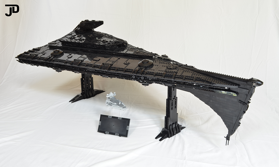Lego Star Wars Eclipse-Class Dreadnought
