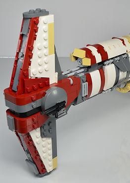 UCS Lego Star Wars Hammrhead Corvett (Star Wars Rebels)