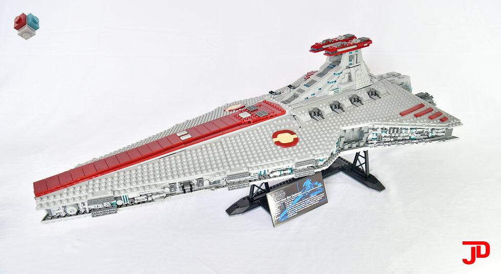 Instructions: UCS Venator-class Star Destroyer