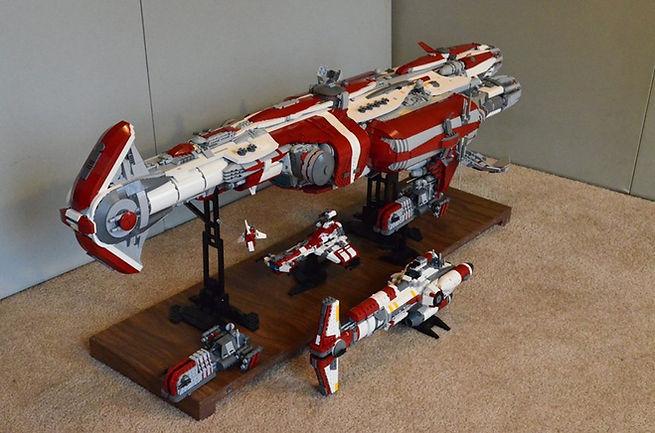 UCS Lego Star Wars Old Republic Cruiser