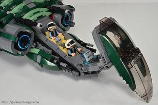 Lego Phantom-Class Gunship