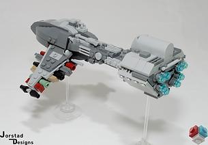 LEGO Star Wars Nebulon-B2 UCS MOC