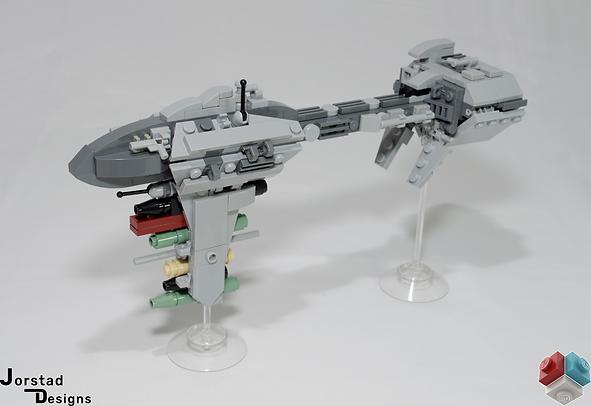 LEGO Star Wars Nebulon-B UCS MOC