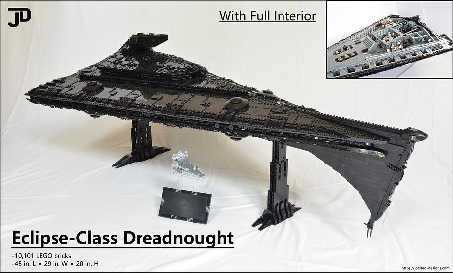 Instructions: Eclipse-class Dreadnought