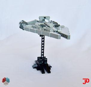 LEGO Star Wars Arquitens class light cruiser MOC UCS