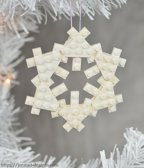Snowflake Ornament #2