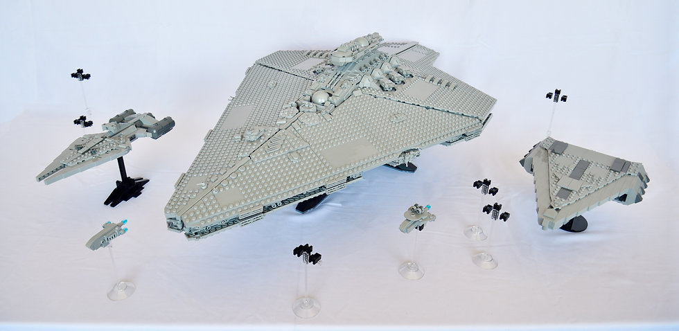 Instructions: Imperial Support Craft