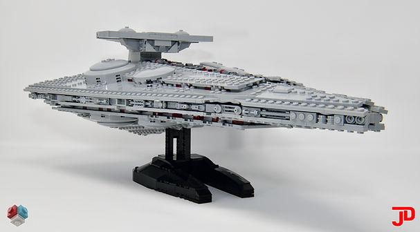LEGO Star Wars Interdictor heavy cruiser UCS MOC