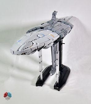 LEGO Star Wars UCS MC75 Profundity Star Cruiser MOC