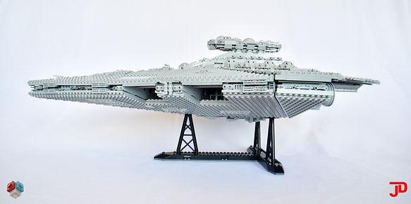 LEGO Star Wars Proclamator Star Destroyer MOC UCS