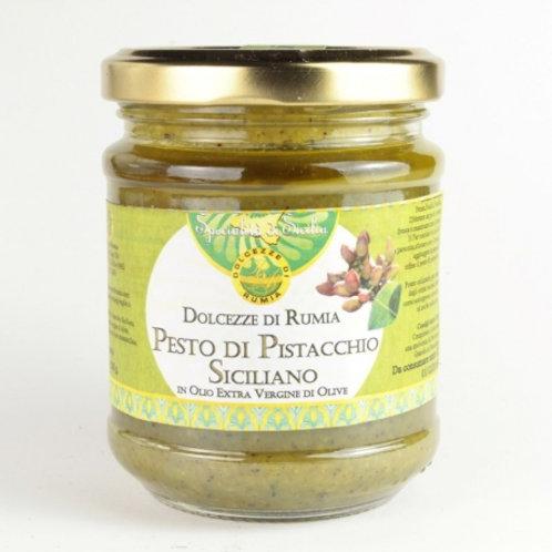 N°2 VASETTI  Pesto di Pistacchio Siciliano