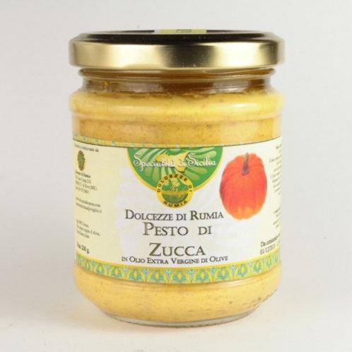 N°2 VASETTI  Pesto di Zucca