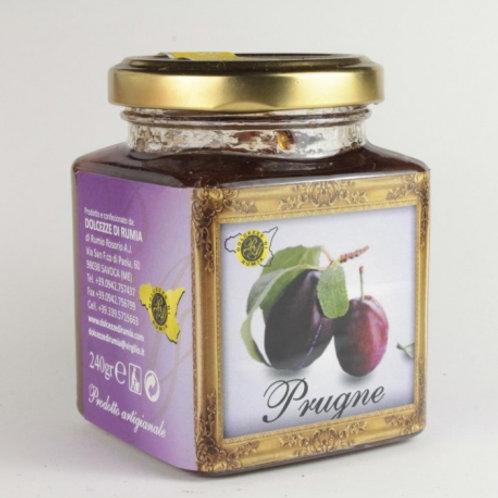 N°2 Fruttata di Prugne