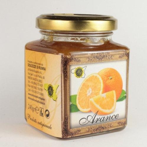 N°2 Fruttata di Arance Delicate