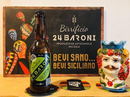 N°2 bottiglia Birra bionda