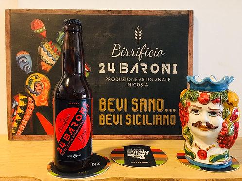N°2 bottiglia Belgian amber Ale