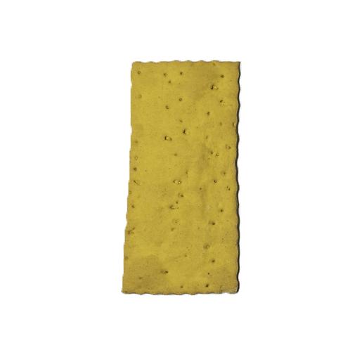 Crackers alla curcuma e zenzero