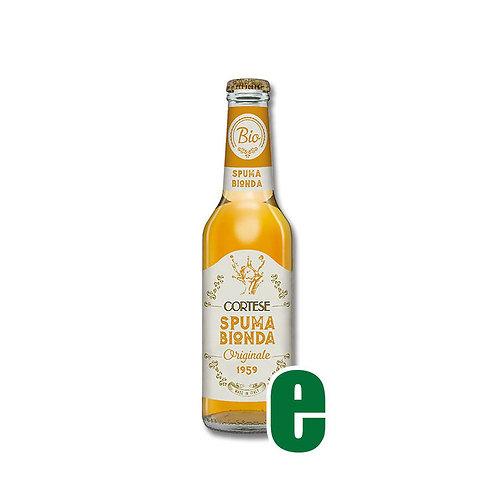N°2 Bottiglie di  ORIGINALE 1959 BIO-SPUMA BIONDA ML 200 CORTESE