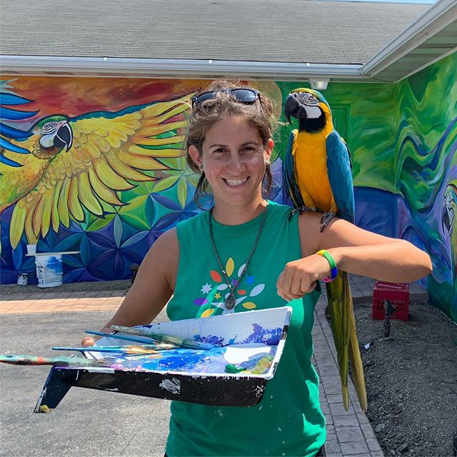Bird perks!_Studying my inspiration for