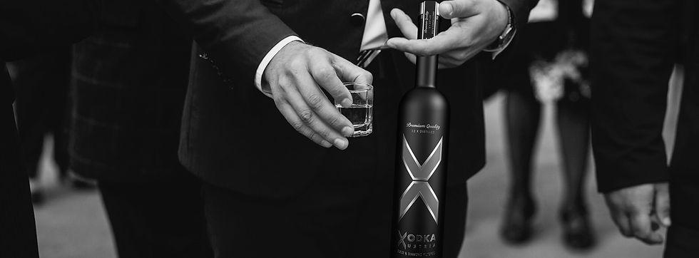 Vodka Premium X Vodka Austria