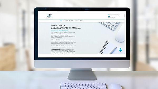 Diseño WEB Pymes en Palma de Mallorca