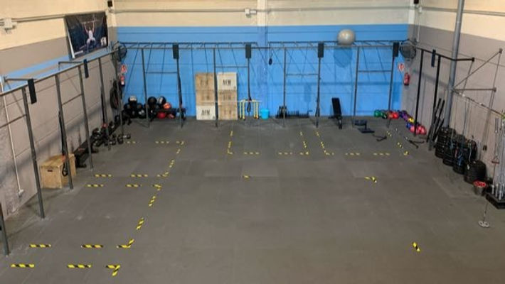 BOX Crossfit KV Total Training