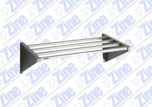 Estanterías de acero inoxidable Estanterías fijas medidas 1200 x 400